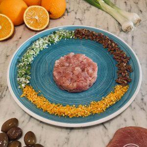 La tartare di tonno di Risto' a Casa - Torino
