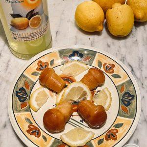 Il babà al limoncello di Risto' a Casa - Torino