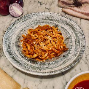 Gli spaghetti alla chitarra di Risto' a casa - Torino