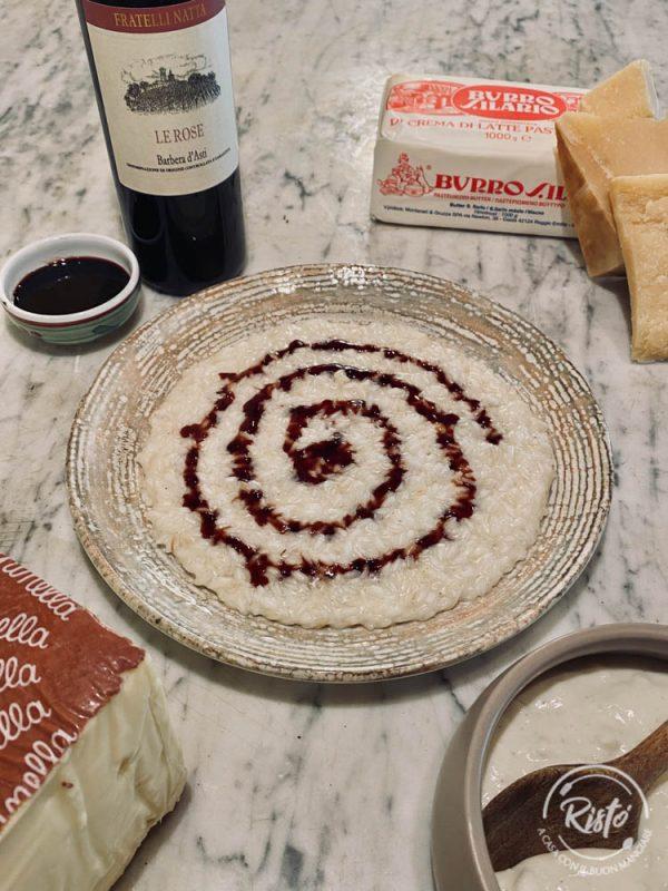 Il risotto Casaro di Risto' a Casa - Torino