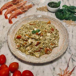 Il risotto mediterraneo di Risto' a Casa - Torino