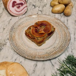 La parmigiana di patate di Risto' a casa - Torino