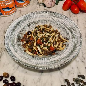Gli Spaghetti alla tonnarotta di Risto' a Casa - Torino