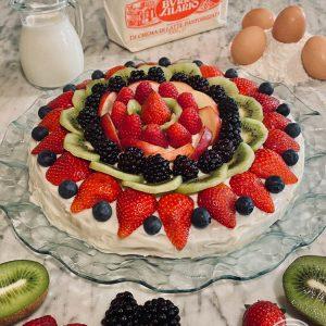 La torta di compleanno di Risto' a casa - Torino