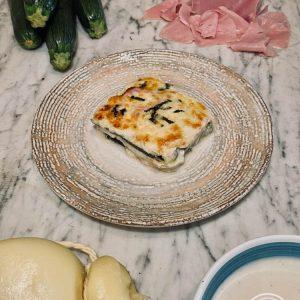 La parmigiana di zucchine di Risto' a casa - Torino