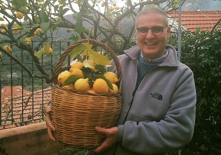 Risotto con pecorino siciliano e marmellata di limoni